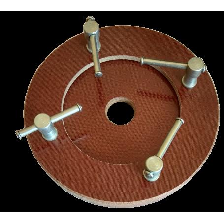 Приспособление для проверки герметичности шлем-масок «ПШМ-3»