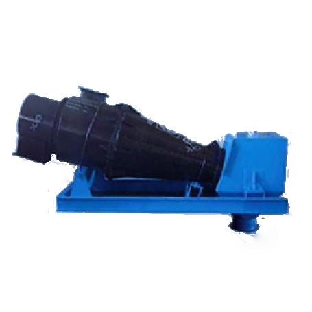 Гидроциклон тяжелосредный двухпродуктовый Типа ГТ