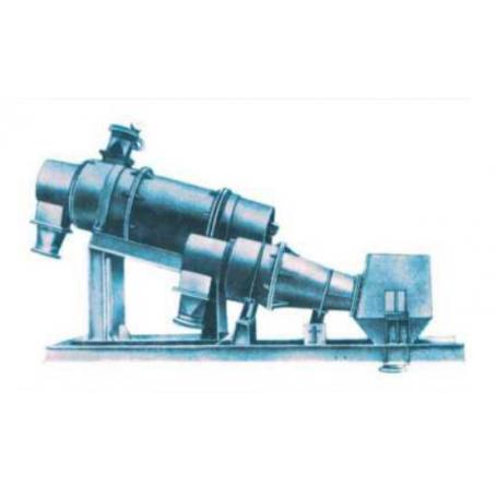 Тяжелосредный трехпродуктовый гидроциклон ГТ 710/500-1